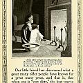 1910 - Ivory Soap Christmas Proctor And Gamble Advertisement  by John Madison