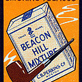 1910 Beacon Hill Pipe Tobacco by Historic Image