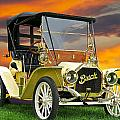 1910 Buick Roadster - Runabout by Dave Koontz