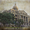 1910 Harris County Courthouse  by TN Fairey