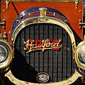 1910 Pope Hartford Model T Grille Emblem by Jill Reger
