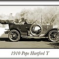 1910 Pope Hartford T by Jill Reger