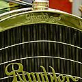 1910 Rambler Model 54 5 Passenger Touring Hood Ornament by Jill Reger