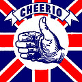 1910 Union Jack Cheerio by Historic Image