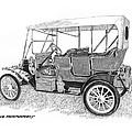 1911 Maxwell A B by Jack Pumphrey