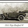1911 Pope Hartford W by Jill Reger