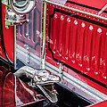 1912 Rolls-royce Silver Ghost Rothchild Et Fils Style Limousine Snake Horn -0711c by Jill Reger