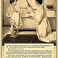 1913 - Proctor And Gamble - Ivory Soap Advertisement by John Madison