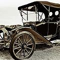 1913 Argo Electric Model B Roadster Coffee by Marcia Colelli
