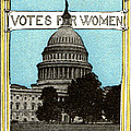 1913 Votes For Women by Historic Image