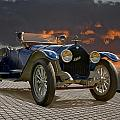 1914 Mitchell Raceabout I by Dave Koontz