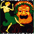 1914 Zurich Theater Arts Festival by Historic Image