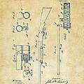 1915 Ithaca Shotgun Patent Vintage by Nikki Marie Smith