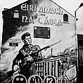 1916 Dublin Easter Rising Commemoration Republican Wall Mural Beechmount Rpg Belfast by Joe Fox