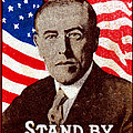 1916 Support President Wilson by Historic Image