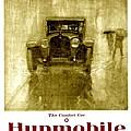 1918 - Hupmobile Automobile Advertisement - Color by John Madison