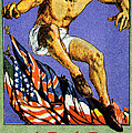 1919 Allied Games Poster by Historic Image