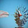 1920 Aermotor Windmill by Holly Blunkall