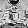 1920 Pierce-arrow Model 48 Coupe Hood Ornament - Motometer by Jill Reger