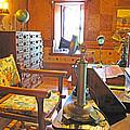 1920's Office by Barbara McDevitt