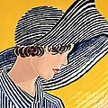 1920s Sun Hat by Barbara Chase
