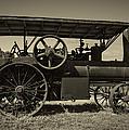 1921 Aultman Taylor Tractor by Debra and Dave Vanderlaan
