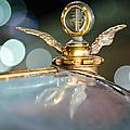 1921 Bentley Motometer Hood Ornament -0471c by Jill Reger
