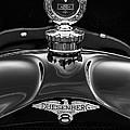 1921 Duesenberg Hood Ornament by Dennis Hedberg