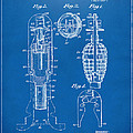 1921 Explosive Missle Patent Blueprint by Nikki Marie Smith