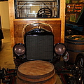 1921 Ford Model T Snowmobile 5d25582 by Wingsdomain Art and Photography