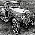 1921 Hudson-b-w by Ericamaxine Price