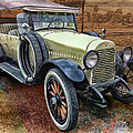 1921 Hudson-featured In Vehicle Enthusiasts And Comfortable Art And Photography And Textures Groups by Ericamaxine Price