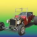 1923  Ford T Bucket  by Jack Pumphrey