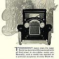1924 - Buick Six Advertisement by John Madison
