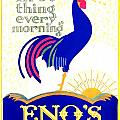 1924 - Eno's Fruit Salt Advertisement - Color by John Madison