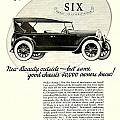 1924 - Oldsmobile Six Automobile Advertisement by John Madison