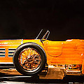 1924 Hispano Suiza Torpedo by Roger Mullenhour