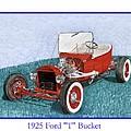 1925 Ford Hot Rod T-bucket by Jack Pumphrey