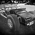 1925 Ford Model T Hot Rod Bw by Rich Franco