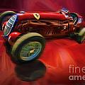 1926 Delage Grand Prix Car  Alfa-romeo  by Blake Richards