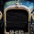1926 Dodge In Astoria Oregon by Marcus Dagan