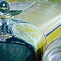 1926 Duesenberg Hood Ornament - Motometer by Jill Reger
