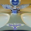 1926 Duesenberg Model A Boyce Motometer by Jill Reger
