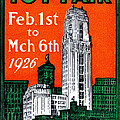 1926 New York City Toy Fair Poster by Historic Image