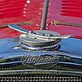1926 Sunbeam Tiger Hood Emblem by Jill Reger