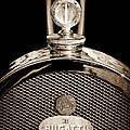 1927 Bugatti Replica Hood Ornament - Emblem by Jill Reger