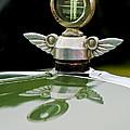 1927 Chandler 4-door Hood Ornament by Jill Reger
