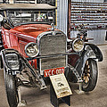 1928 Dodge Roadster by Douglas Barnard