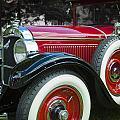 1928 Hupmobile Century Model E4 4 Door Sedan by Jack R Perry