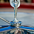 1928 Nash Coupe Hood Ornament 2 by Jill Reger